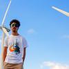 Azarug Justel, estudiante universitario de Las Palmas de Gran Canarias