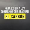 Un Futuro Sin Carbón lanza la campaña de acciones #ApagaElCarbón en diferentes regiones de España (video formato largo)