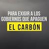 Un Futuro Sin Carbón lanza la campaña de acciones #ApagaElCarbón en diferentes regiones de España (video formato cuadrado)