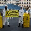 Bidones radiactivos Sol