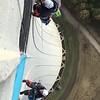 Vídeo escaladores pintando