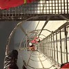 Vídeo escaladores desde arriba