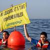 Greenpeace pide a Rajoy y a la UE un compromiso ambicioso con las renovables para una economía y un medio ambiente sostenible