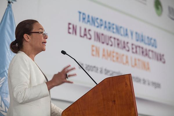 Seminario transparencia y diálogo