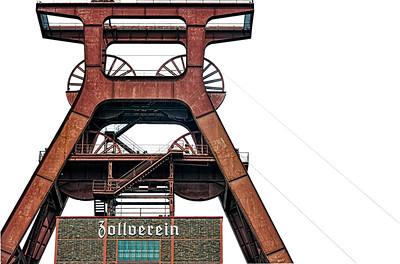 Doppelbock - Zeche Zollverein