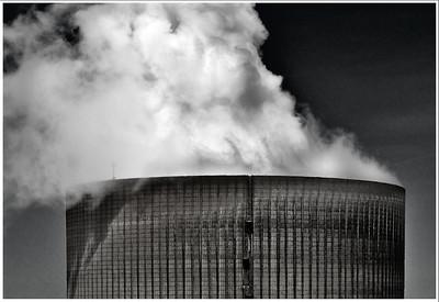 Der Höchste Kühlturm der Welt - Kraftwerk Niederaußem - Durchsatz: 91 Tausend Tonnen Wasser pro Stunde - 2010