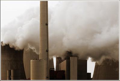 Braunkohlekraftwerk Neurath I - 2008