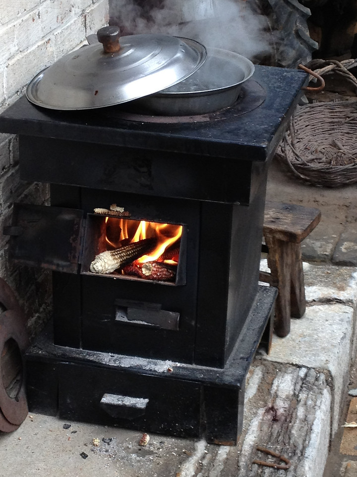 Impact Carbon works with local stove manufacturers, who conduct outreach in local<br /> communities to build awareness for the improved stoves in the market.