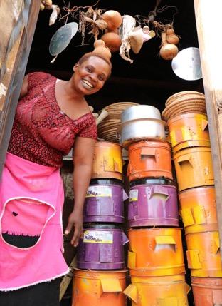 Nakabugo Annet (Kampala, Uganda)