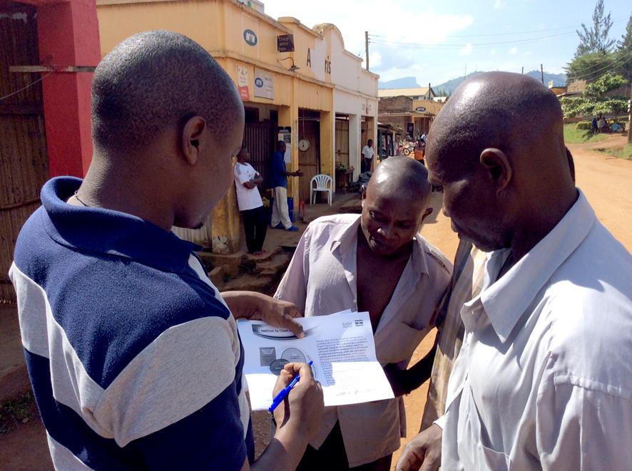 Building a Network of Clean Energy Retailers in Eastern Uganda