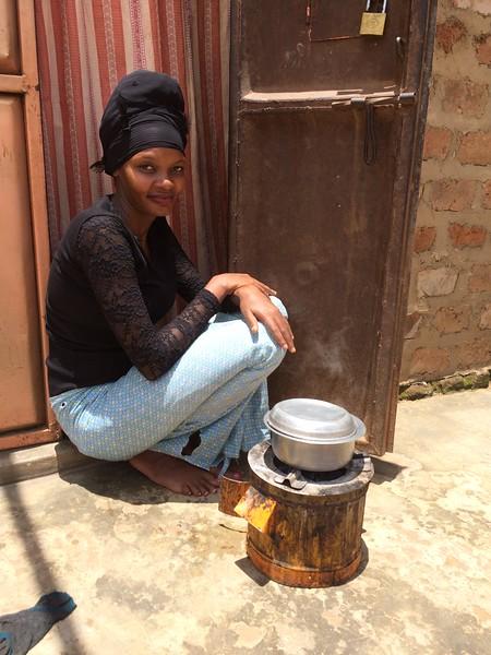 KAWEMPE-TULA, UGANDA: Ajuna Faith