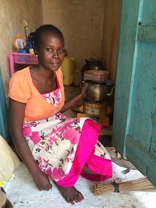 KAWEMPE-TULA, UGANDA: Nakiyingi Hawulah