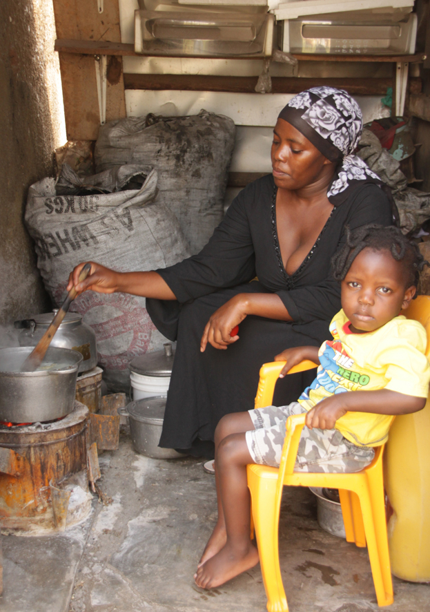 Improved Cookstoves Improves Quality of Life