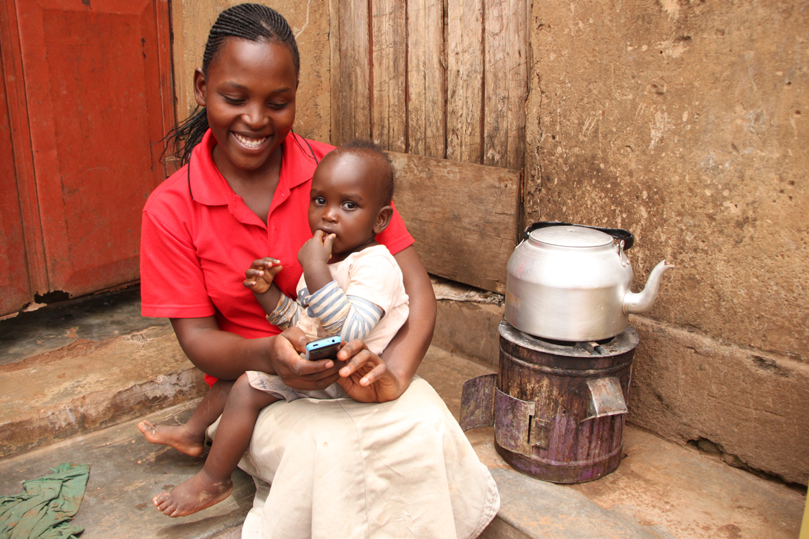 WE ARE ON THE AIR! Radio campaign promoting improved cookstoves