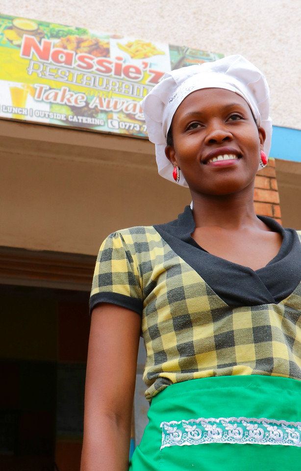 Small Businesses Thrive Using Improved Cookstoves