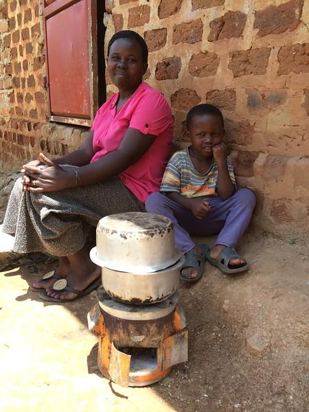 KAWEMPE-TULA, UGANDA: Mrs. Lule Lilian