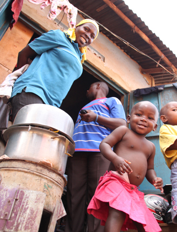 Households Finding Improved Livelihoods Using Improved Cookstoves