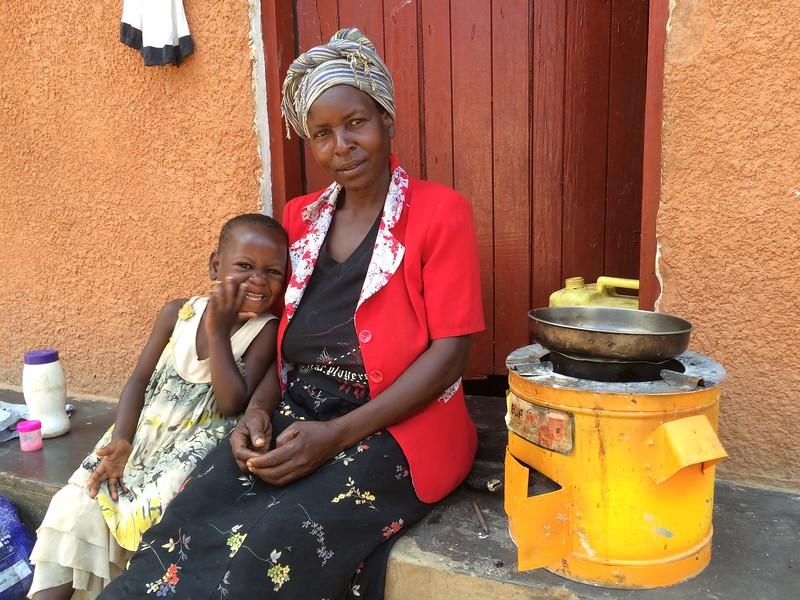 KAWEMPE-TULA, UGANDA: Namawejje Rehema