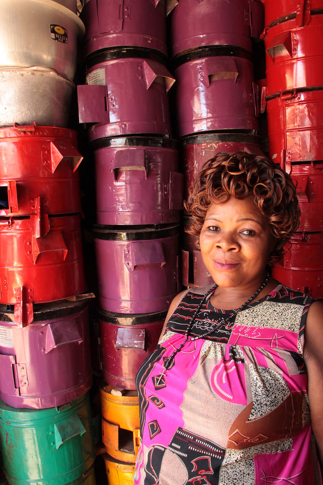 Female Entrepreneurs Profit from Improved Cookstove Investments