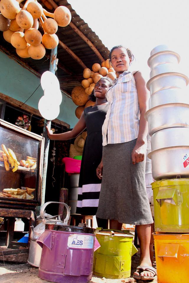 Female Entrepreneur Investing in Clean Energy Solutions