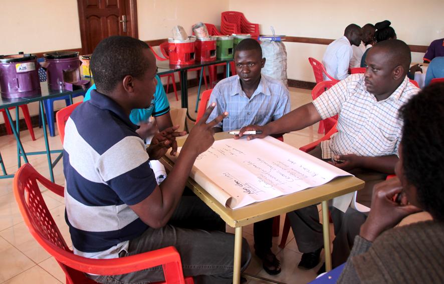 Clean Energy Capacity Building for Retailers in Eastern Uganda