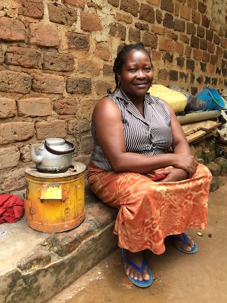 KAWEMPE-TULA, UGANDA: Mrs. Bamulanzeki Rose