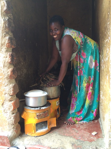 KAWEMPE-TULA, UGANDA: Namaara Bonny Hanifah