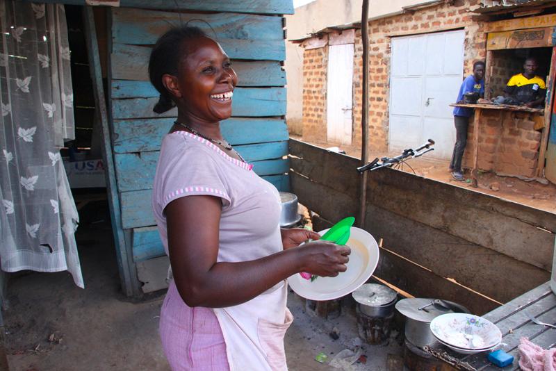 Women Entrepreneur Finds Profit Using ICS