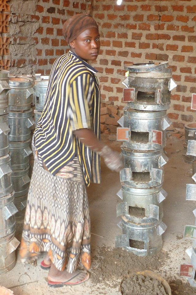 Improved Cookstoves Are Improving Women's Livelihoods