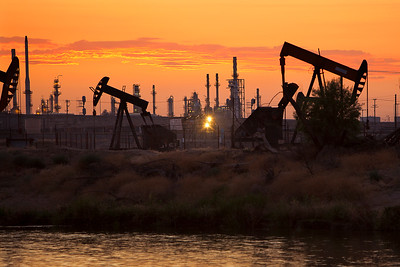OIL, Bakersfield, Kern County, Kern River, SunSet, Pumping Unit, Pump jacks