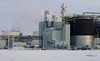 Ethanol refinery in Manitoba