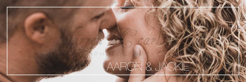 Aaron & Jackie