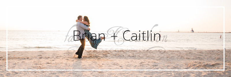 Brian & Caitlin