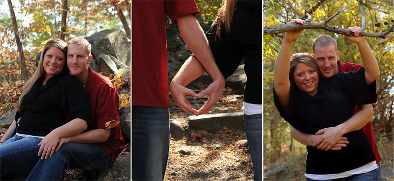alishea + jason = engaged!