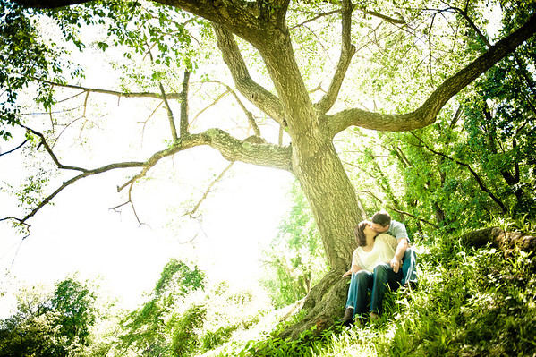 Angie & AJ Engagement