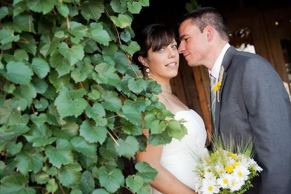 Angie & AJ Wedding