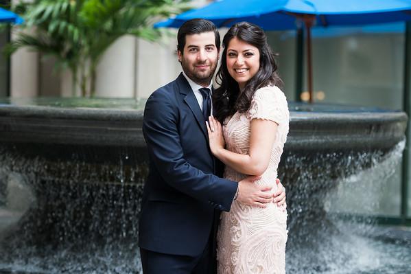 Behnaz & Omar Engagement