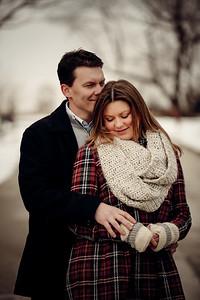Chris & Stephanie _Winter Engagement  (111)