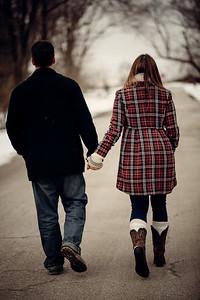 Chris & Stephanie _Winter Engagement  (101)