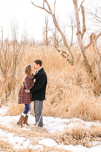 Chris & Stephanie _Winter Engagement  (1)
