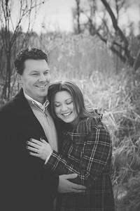 Chris & Stephanie _Winter Engagement  (11)