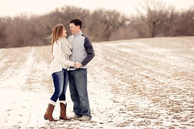 Chris & Stephanie _Winter Engagement  (122)
