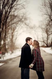 Chris & Stephanie _Winter Engagement  (103)