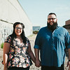 Adam + Ashley | Engaged<br /> Downtown Phoenix<br /> © Session Nine Photographers, 2014<br /> all rights reserved