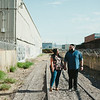 Adam + Ashley   Engaged<br /> Downtown Phoenix<br /> © Session Nine Photographers, 2014<br /> all rights reserved