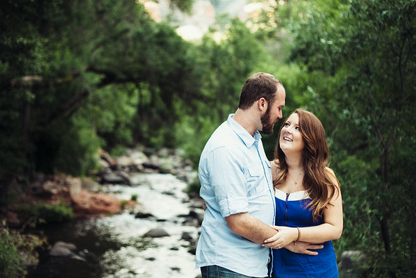 Bryce + Amanda | Engaged<br /> Sedona, AZ<br /> © Session Nine Photographers, 2014<br /> all rights reserved