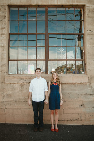 Tyler + Alex | Engaged<br /> Jerome, AZ<br /> © Session Nine Photographers, 2014<br /> all rights reserved