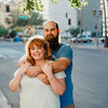 Paul + Jennica | Engaged<br /> Downtown Phoenix, AZ<br /> © Jay & Jess, 2015<br /> all rights reserved