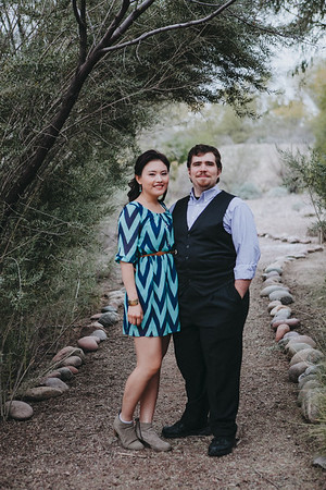 Reed + Qian | Engaged<br /> Jay & Jess, 2015<br /> all rights reserved