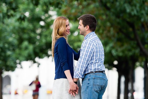Jessica & Andrey Engagement